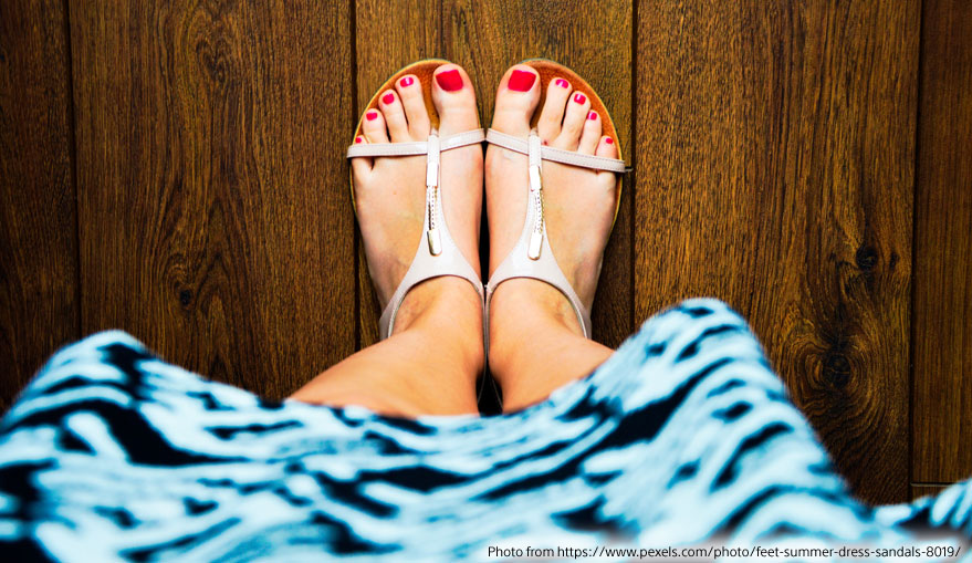 feet swelling during pregnancy